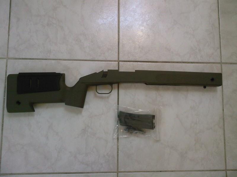 Crosse M40 A3 pour VSR / BAR 10 par Modelwork. Be0dLO