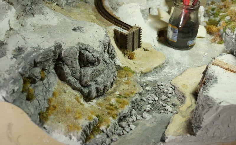 Canyon Railway, der Neubeginn OXwtgK