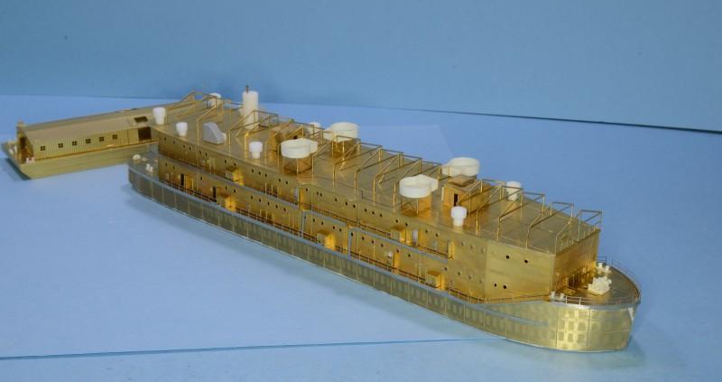 ABSD ARTISAN et USS MASSACHUSETTS BB-59 au 1/350 - Page 6 PVCpUa