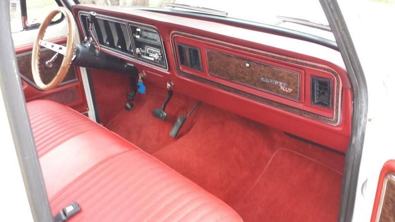 ... (US) 1978 Ford F100 Ranger XLT ... Fc0485