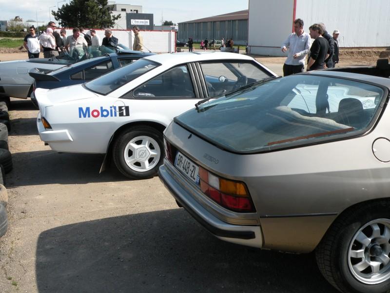 Ici les photos du Rasso d'Autos Anciennes et sportives  du 12.04.2015 à Séléstat LPULDK