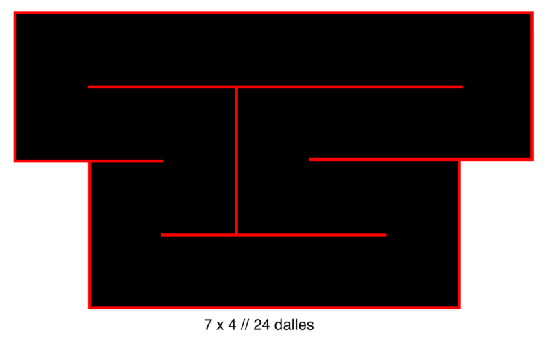 Module overland et piste DF920 au Z'garage OkWdLH