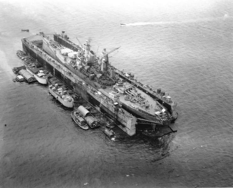 ABSD ARTISAN et USS MASSACHUSETTS BB-59 au 1/350 X80ppj