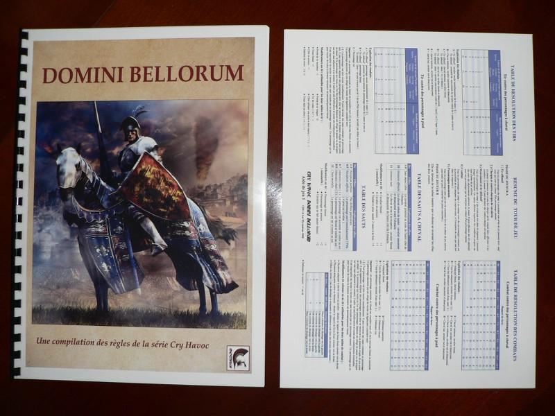 [Reprise] Domini Bellorum ( Cry Havoc ) Chcovercharts