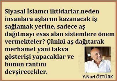 Siyasi- İslamcı İktidarlar - Y.N. Öztürk My0w