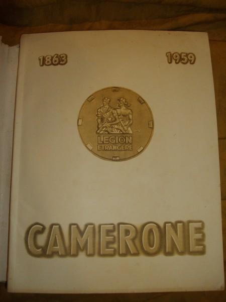 REVUE CAMERONE / LEGION  Ksav