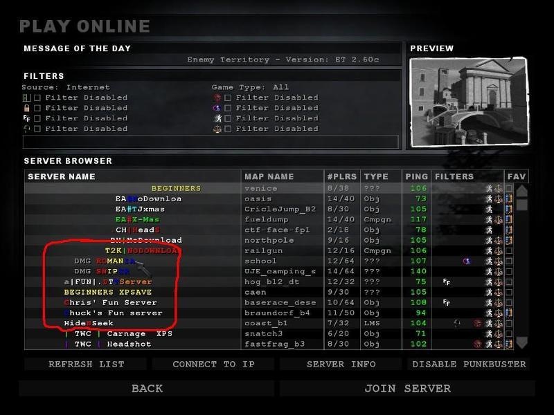 General server suggestion. Vw97