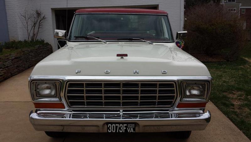 ... (US) 1978 Ford F100 Ranger XLT ... 9780ec