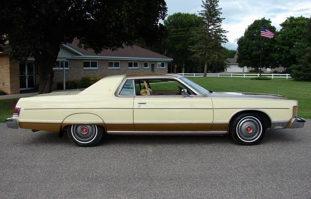 ... (US) 1977 Mercury Grand Marquis  ... 784df1