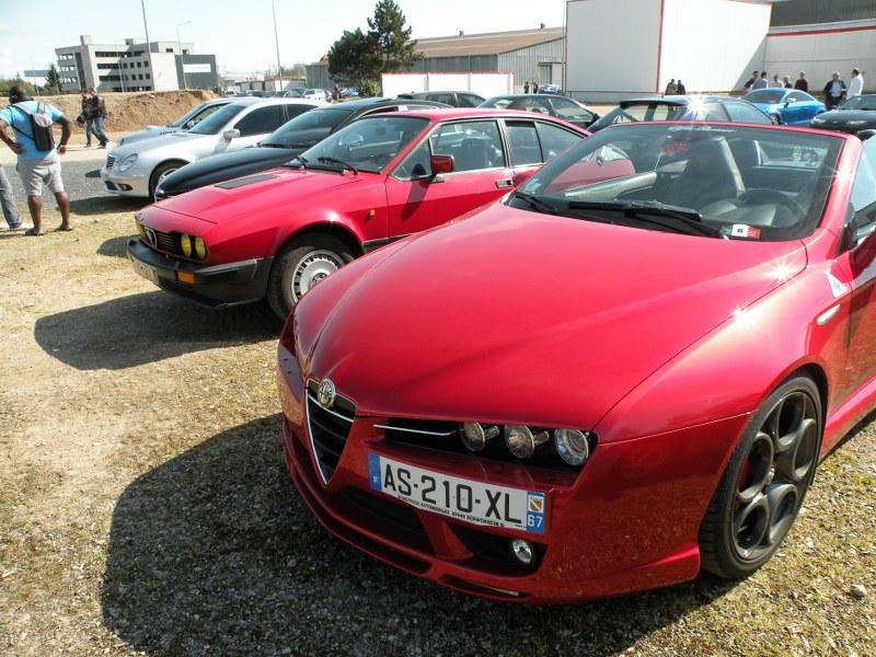 Ici les photos du Rasso d'Autos Anciennes et sportives  du 12.04.2015 à Séléstat DCAFY1