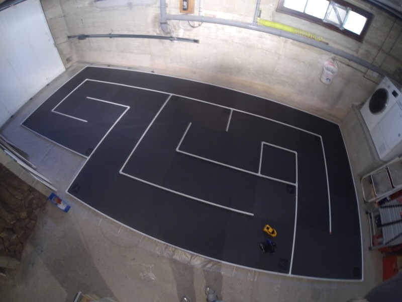 Module overland et piste DF920 au Z'garage EGSj0a