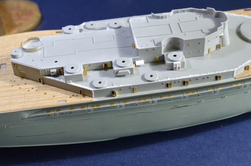 ABSD ARTISAN et USS MASSACHUSETTS BB-59 au 1/350 NIK3Tc
