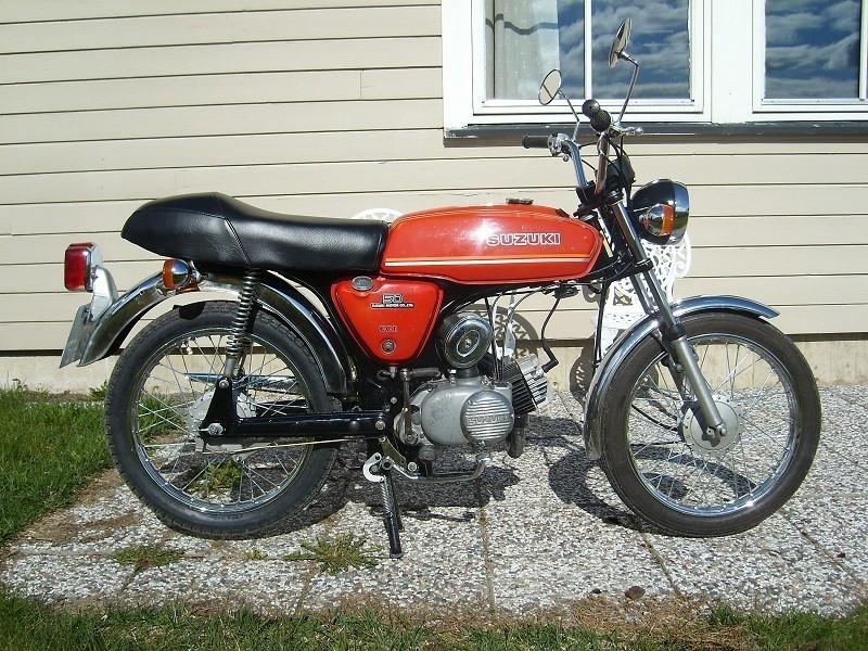 1974 Suzuki AC50 TvUjqj