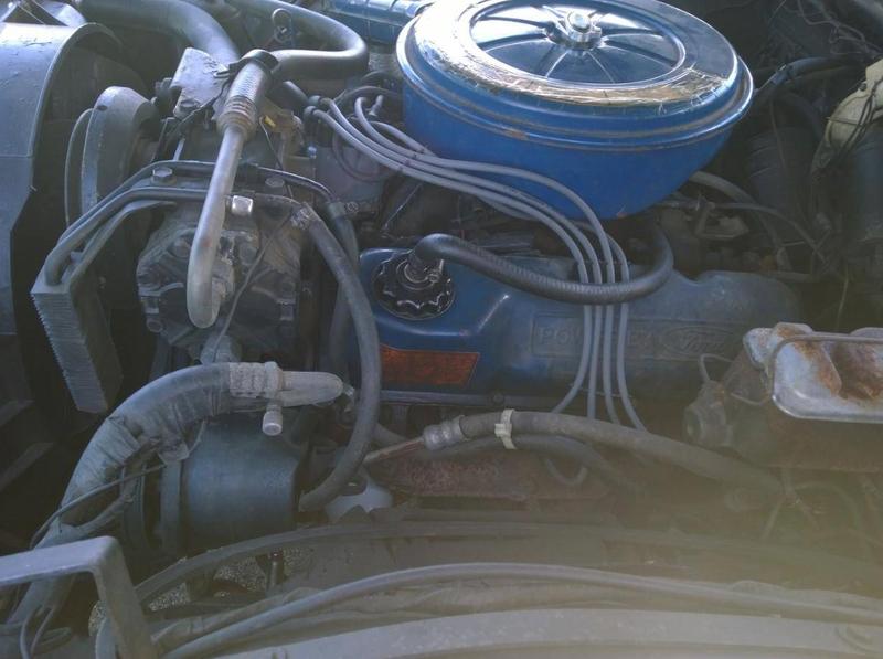 ... (US) 1972 Ford Gran Torino Wagon ... Zlt42o