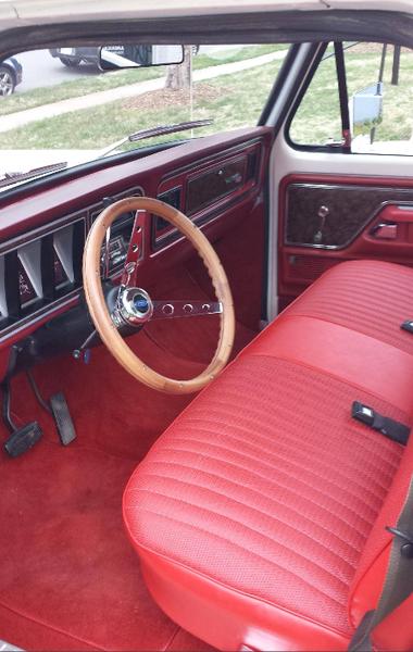 ... (US) 1978 Ford F100 Ranger XLT ... 49f242