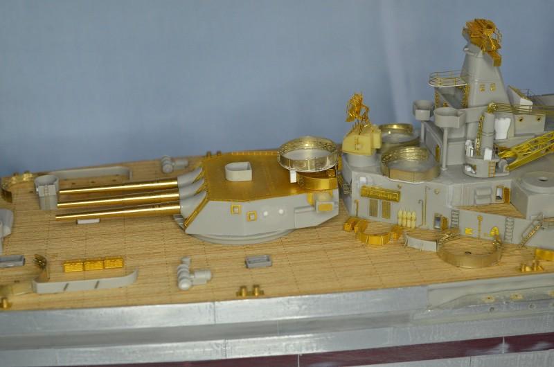 ABSD ARTISAN et USS MASSACHUSETTS BB-59 au 1/350 - Page 6 RcdVgg