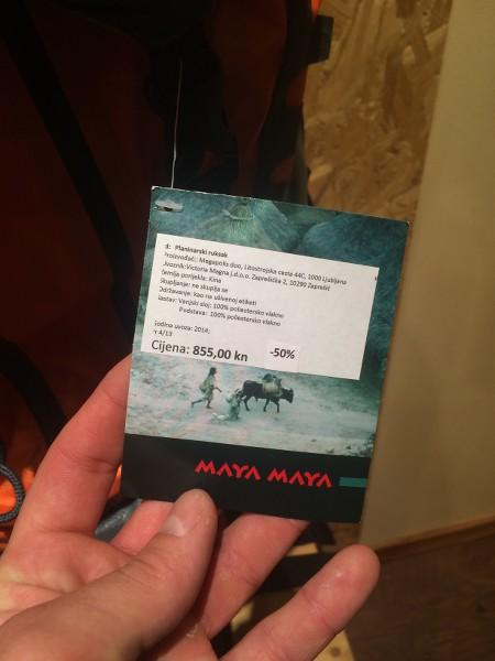 Maya Maya WJI58c