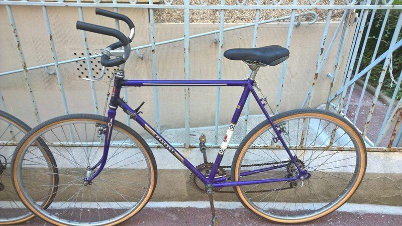 Peugeot PL 50 A Paris à vélo... CAVYTy