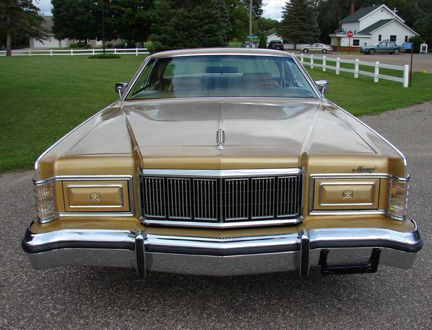 ... (US) 1977 Mercury Grand Marquis  ... Fc1099