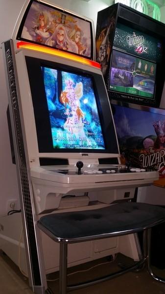 WIP: La Gameroom de Xingothx YY1FAa