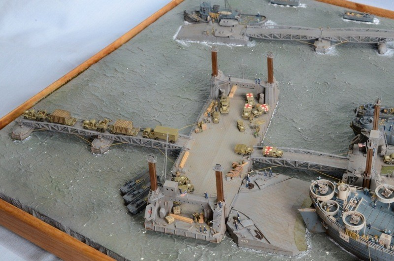 Diorama Port artificiel MULBERRY au 1/350 - Page 4 55749e