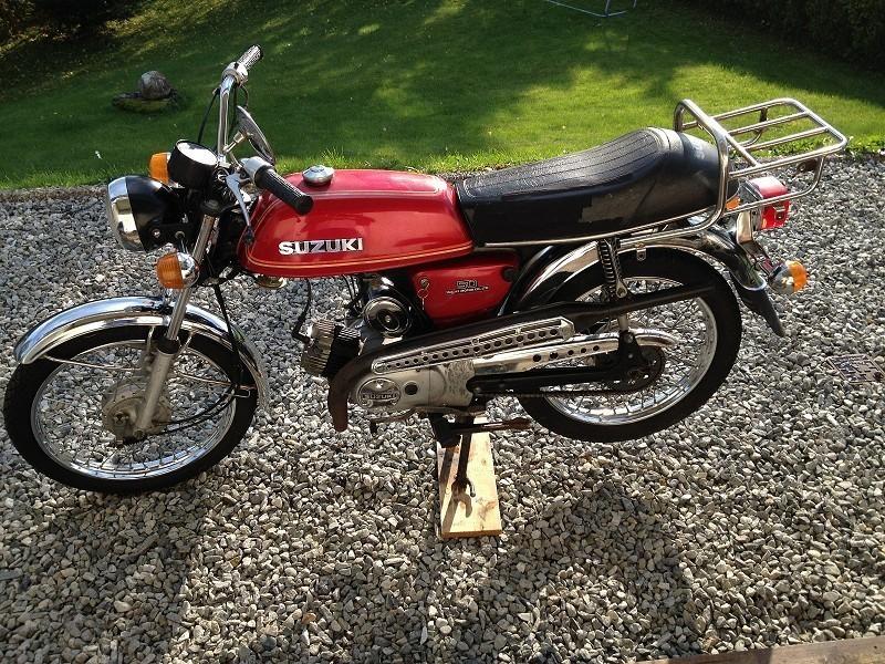 1974 Suzuki AC50 OYsyuy