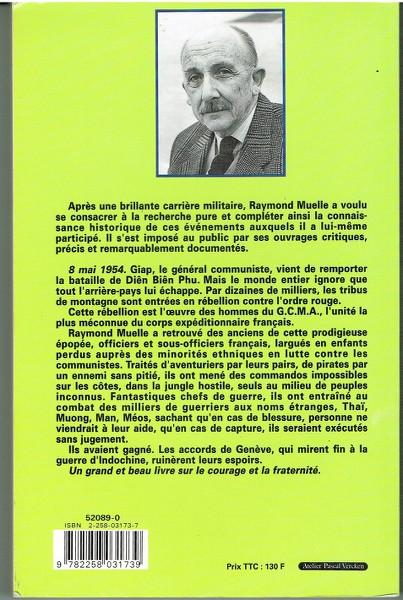 COMMANDO ET MAQUIS / RAYMOND MUELLE R885