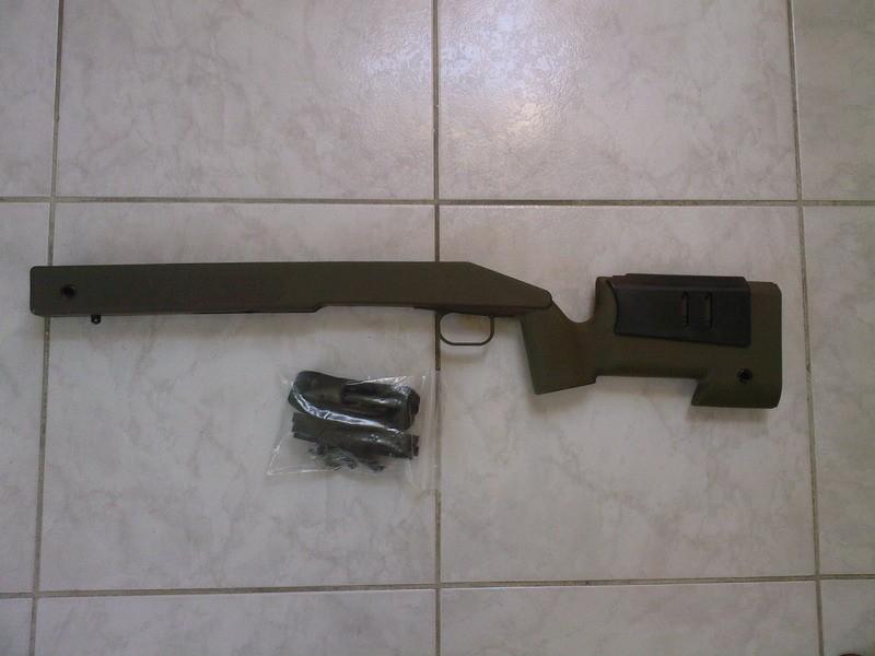 Crosse M40 A3 pour VSR / BAR 10 par Modelwork. QUqnzD