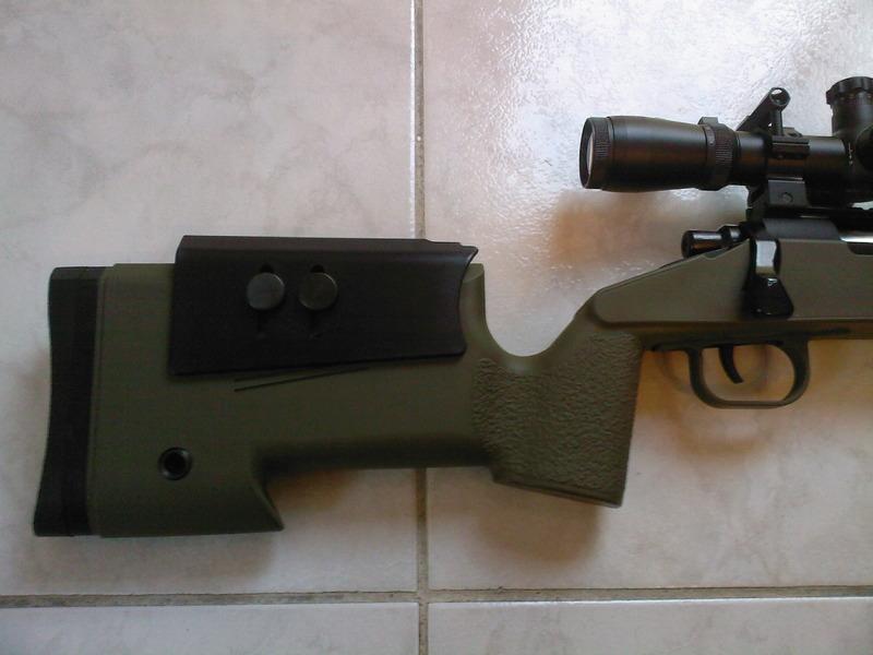 Crosse M40 A3 pour VSR / BAR 10 par Modelwork. 1iurbM