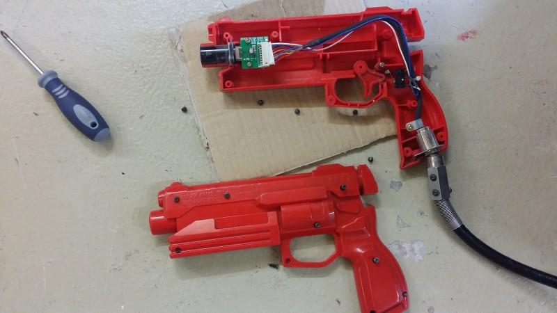 XINGOTHX's WIPs, PRESENTATION DE MA NAOMI NETBOOT SHOOTGUN Pobaue