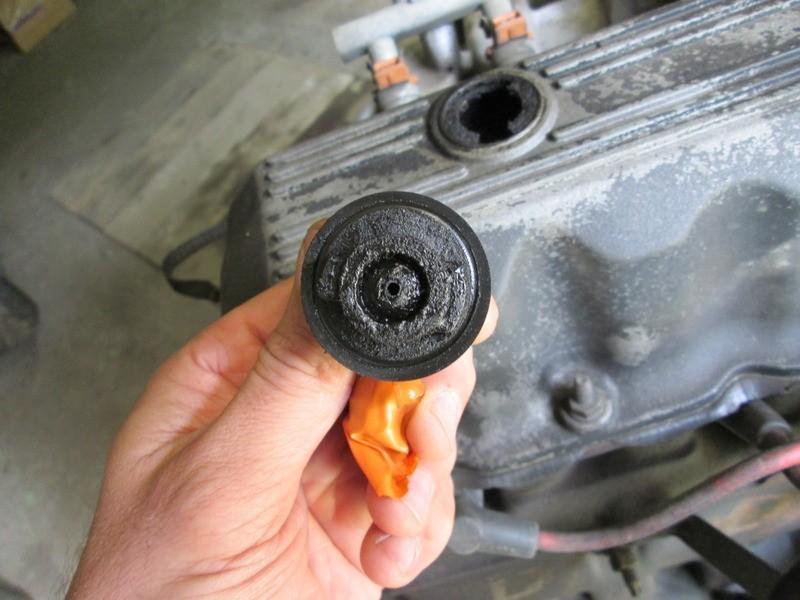 huile séche autour des poussoirs hydraulique 4L WhRkl9