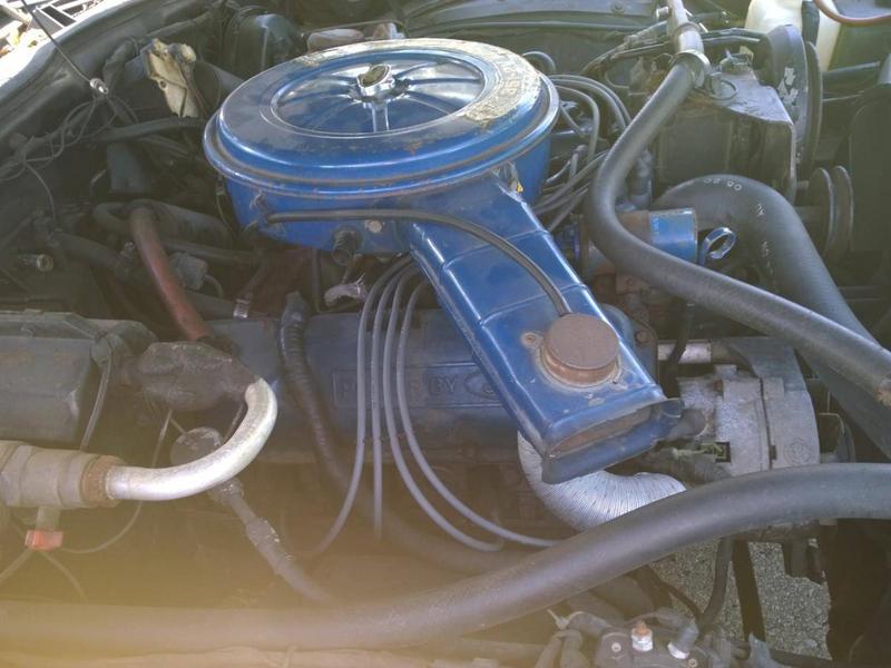 ... (US) 1972 Ford Gran Torino Wagon ... HIJkmr
