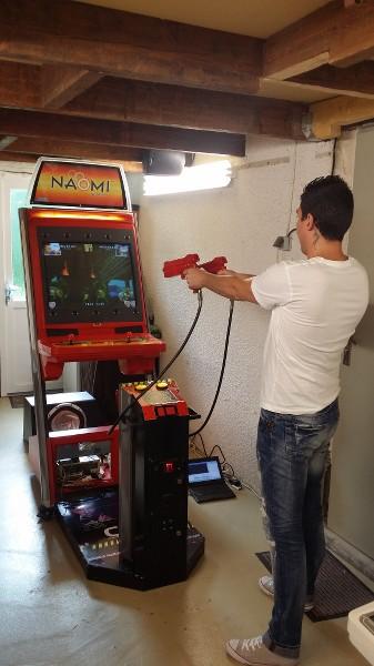 XINGOTHX's WIPs, PRESENTATION DE MA NAOMI NETBOOT SHOOTGUN KLB94u