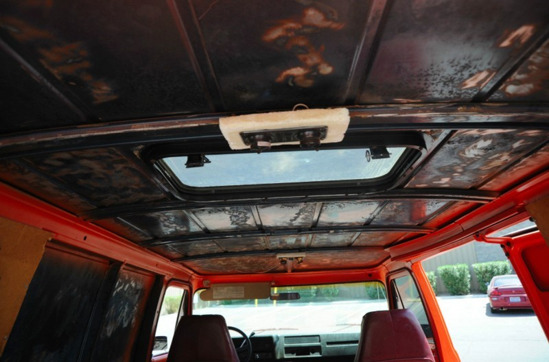 ... (US) 1977 Chevy G20 Van ... Csvy