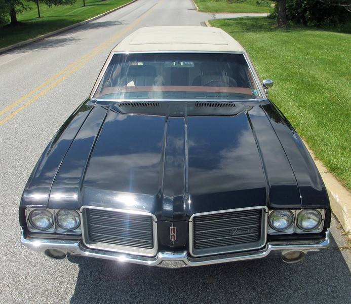 ... (US) ... 1971 Oldsmobile Cutlass Wagon ... Zg6c