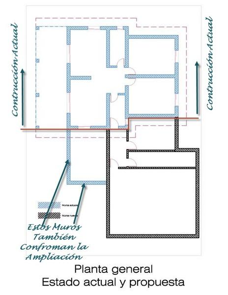 para - Ayuda para ampliación con estructura metálica El3s