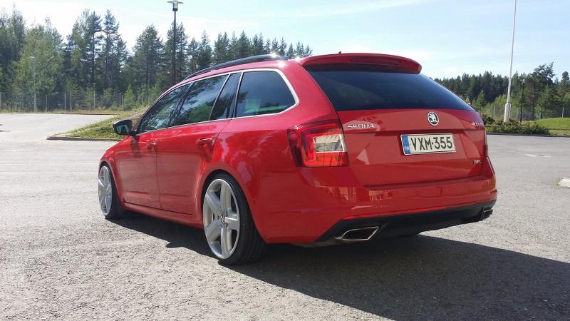 Härkönen: Octavia RS '14 - Sivu 2 6d9i