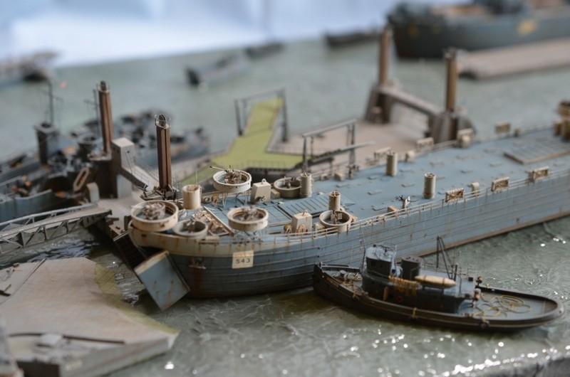 Diorama Port artificiel MULBERRY au 1/350 - Page 4 Embp