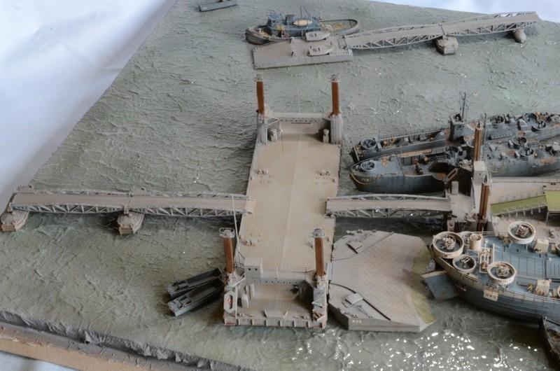 Diorama Port artificiel MULBERRY au 1/350 - Page 4 Knym