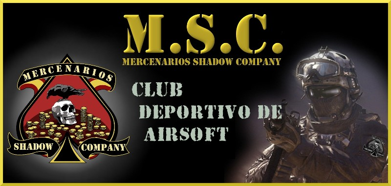 Mercenarios Shadow Company