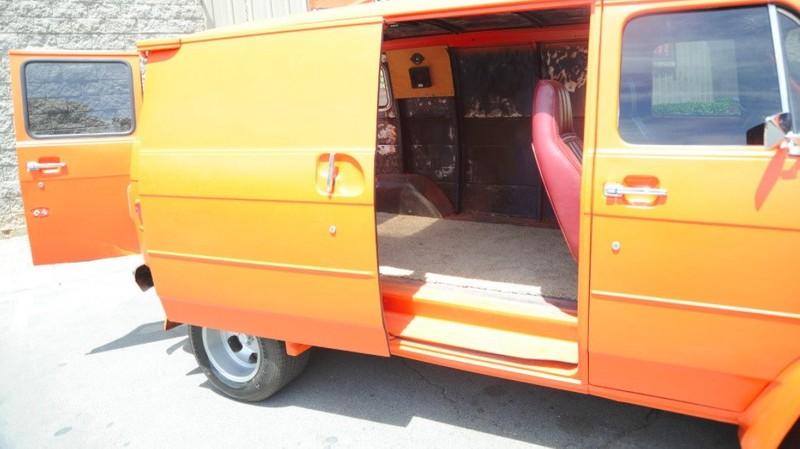 ... (US) 1977 Chevy G20 Van ... 7ed3