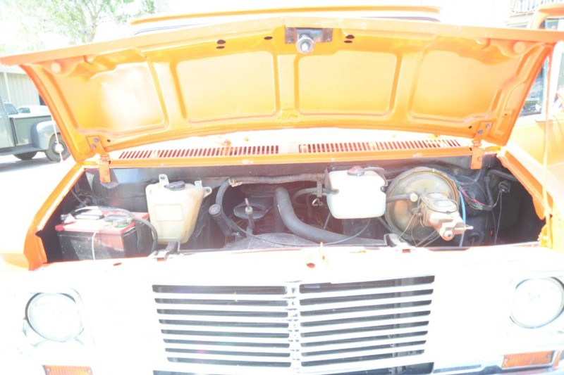 ... (US) 1977 Chevy G20 Van ... Q5z69