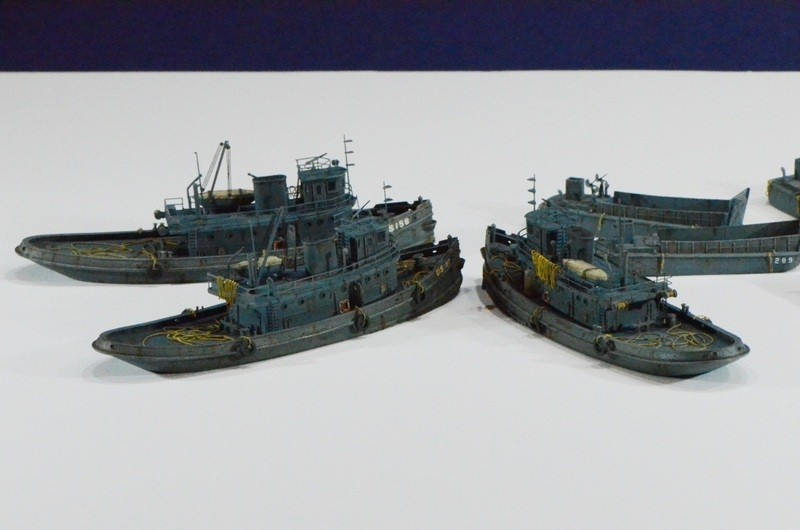 Port Artificiel MULBERRY au 1/350 - Page 7 Eme3