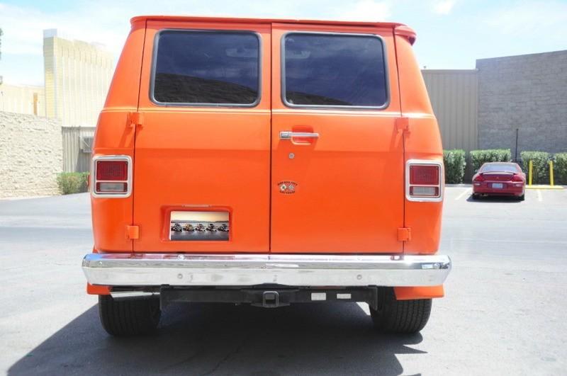 ... (US) 1977 Chevy G20 Van ... 9w4v