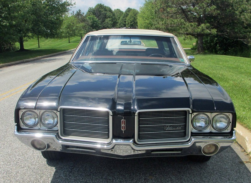 ... (US) ... 1971 Oldsmobile Cutlass Wagon ... Pzgd