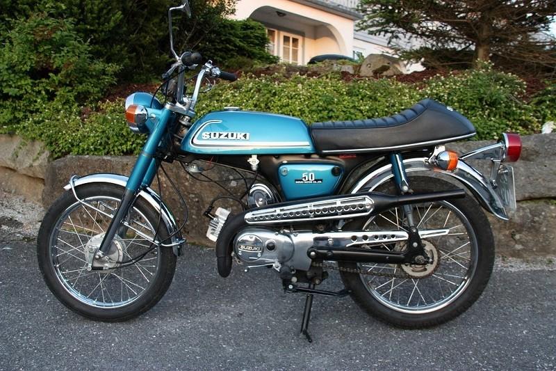 1974 Suzuki AC50 4nFZS9