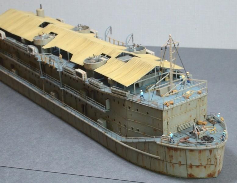 ABSD ARTISAN et USS MASSACHUSETTS BB-59 au 1/350 - Page 13 MbSDlI