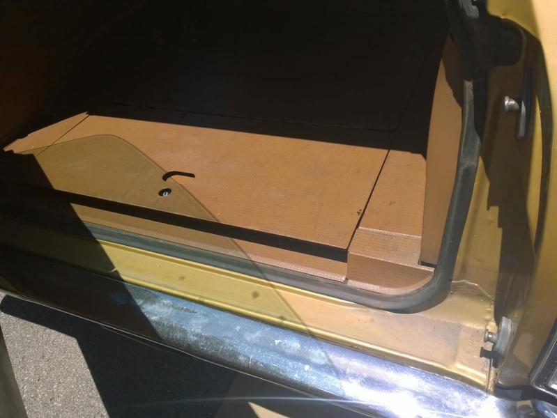 ... (US) 1972 Ford Gran Torino Wagon ... IY4GKA