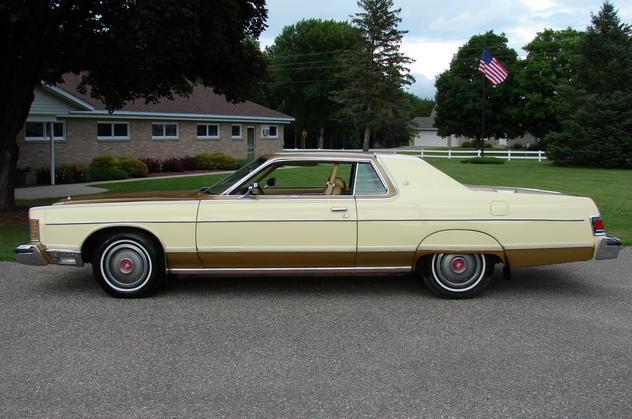 ... (US) 1977 Mercury Grand Marquis  ... 31ecb0