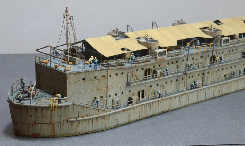 ABSD ARTISAN et USS MASSACHUSETTS BB-59 au 1/350 - Page 13 Vjsu7T